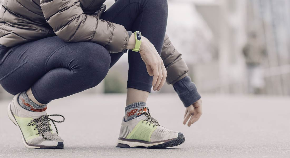 Cold weather outdoor fitness tips